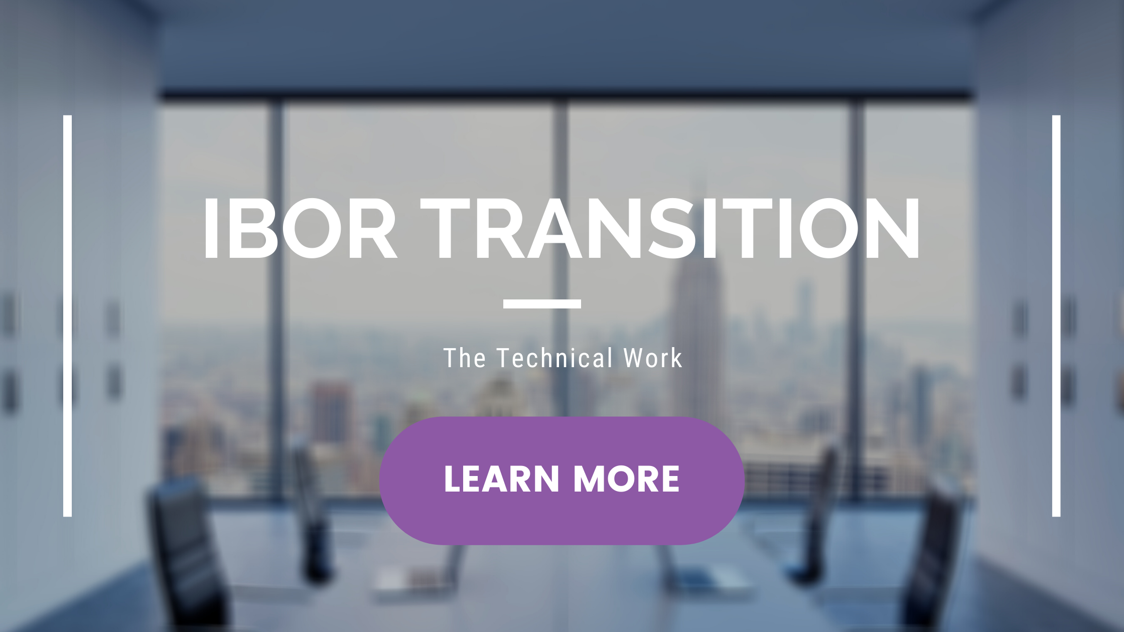 IBOR Transition managed services