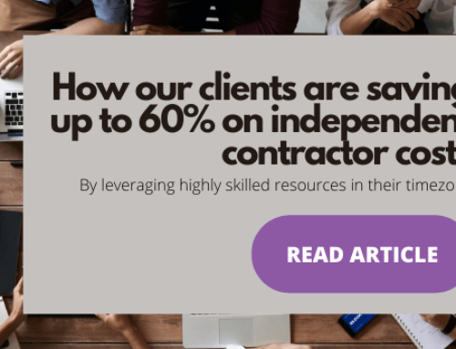 How our clients are saving up to 60% with on-demand resource augmentation