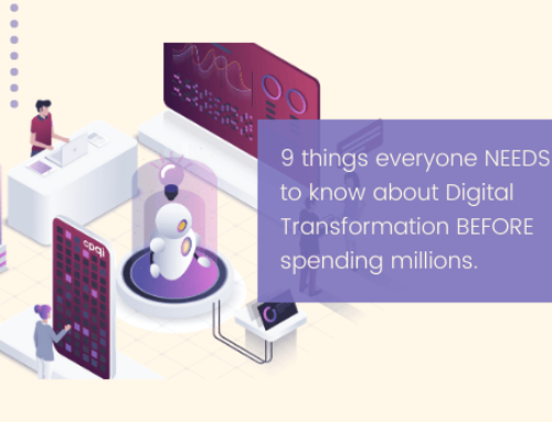 9 Essential Things Everyone NEEDS to Know BEFORE Spending Money on Digital Transformation (#5 Could Save You Millions)