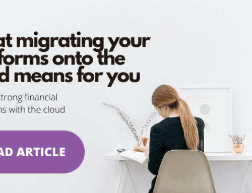 What migrating your platforms onto the cloud means for you