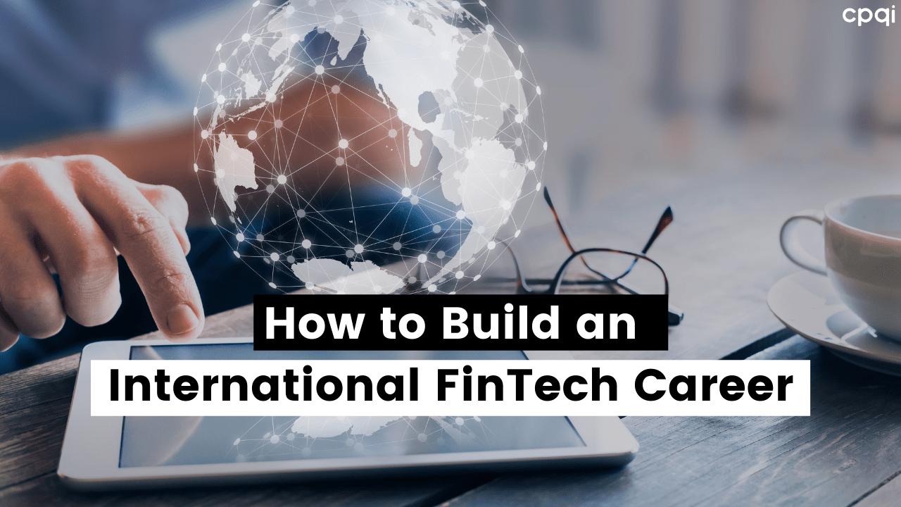 International FinTech Career