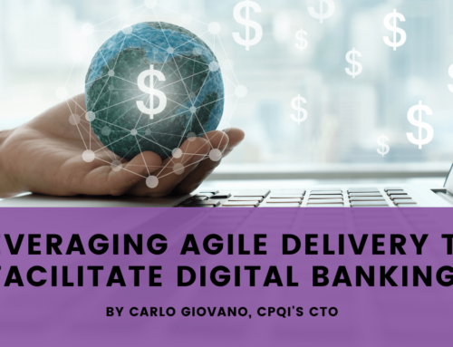Leveraging Agile Delivery to Facilitate Digital Banking